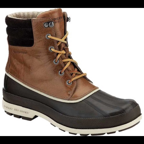 Mens Sperry Topsided Winter Boots